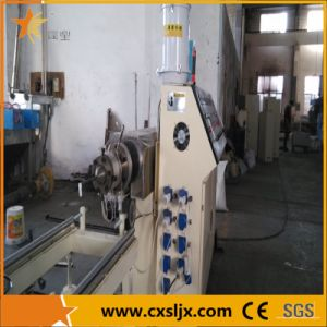 PP/PVC/PE Single Wall Corrugated Pipe Production Line pictures & photos