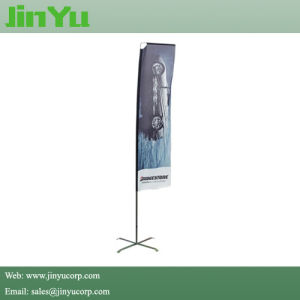 2.8m Height Double Sided Rectangle Block Flag Banner pictures & photos