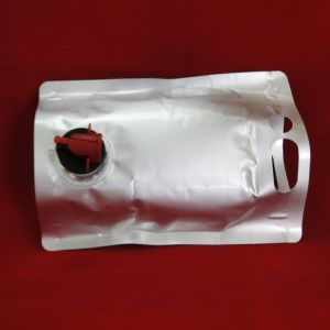 Special Aluminum Foil Coffee Bean Bag with Special Spout pictures & photos