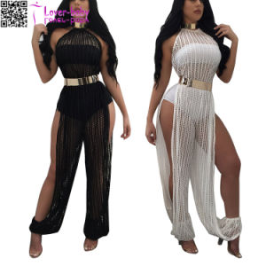 Club Party Jumpsuit Formal for Woman (L55336) pictures & photos