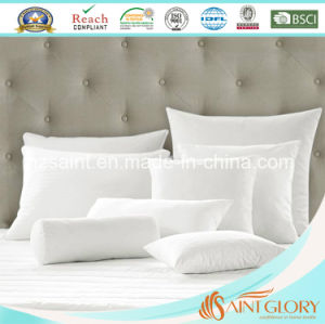 Customized Size White Duck Feather and Down Cushion pictures & photos