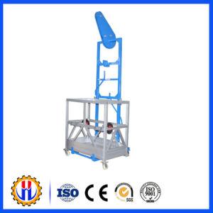 Custom Aluminum/ Steel Suspended Working Platform Hanging Scaffold Systems