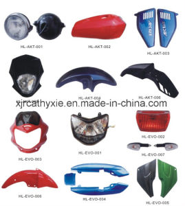 Motorcycle Body Parts for Akt Evo