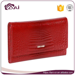Fani Genuine Leather Lady Wallet pictures & photos