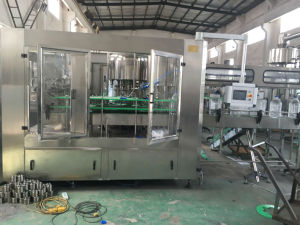 Complete Pure Mineral Water Processing Treatment and Bottling Plant pictures & photos