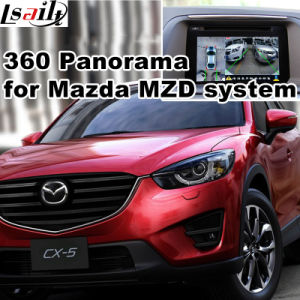 Rear View & 360 Panorama Interface for Mazda 2 3 6 Cx-3 Cx4 Cx-5 Cx-9 Mx-5 with Mzd System Lvds RGB Signal Input Cast Screen pictures & photos
