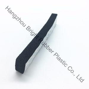 Rubber Foam/Sponge Extrusion Strip with 3m Tape pictures & photos