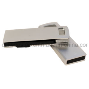 Print Your on Logo for Promotion USB Flash Disk Flash Drive (UL-P001) pictures & photos