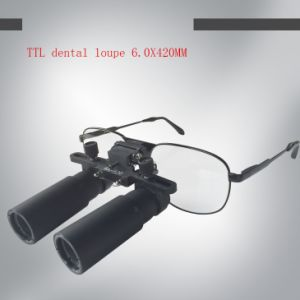 Ttl Series Dental Binocular Medical Surgical Magnifying Loupe pictures & photos