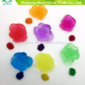 New Cartoon Design Crystal Soil Mud Soft Water Gel Absorbent Water Beads Decoration pictures & photos