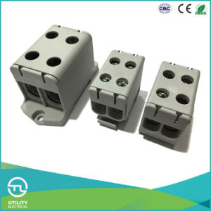 Newest Jut10-95 Large Current Power Distribution Terminal Block pictures & photos