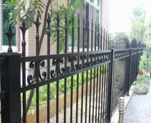 Pool Fence / Garden Fence /Zinc Steel Fence pictures & photos