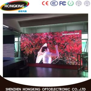 All-Weather Cabinet High Brightness Rental Stage Full Color LED Screen pictures & photos