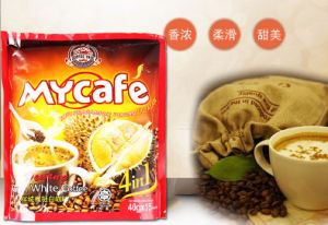 Penang Coffee Tree 4 in 1 Durian White Coffee Instant Coffee pictures & photos