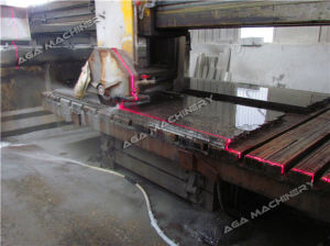 Stone/Granite/Marble Bridge Cutting Machine for Sawing Counter Tops (HQ700) pictures & photos