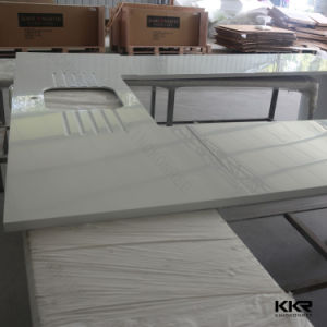 China Custom Sizes Solid Surface Countertop for Project pictures & photos