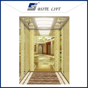 New Type Low Noise Passenger Lift Elevator