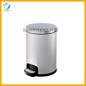 Foot Pedal in Room Recycling Bins for Hotel pictures & photos