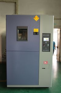 Military Equipment Test Programmable High-Low Temperature Horizontal Shock Test Chamber pictures & photos