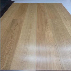 Anti-Scratch Engineered White Oak Wood Flooring/Hardwood Flooring pictures & photos