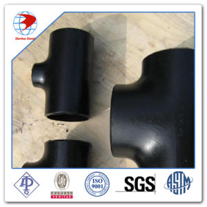 Sch120 ASTM A234 Wpb Seamless Carbon Steel Reducing Tee pictures & photos