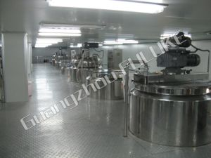 Flk Ce Stainless Steel Shampoo and Liquid Soap Making Machine pictures & photos