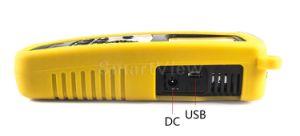 Profi Satlink Ws-6916 DVB-S/S2 HD Satellite Finder Mit MPEG-2/MPEG-4 pictures & photos