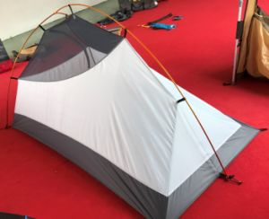 Ultralight Camping Tent for Senior Camper with Silnylon pictures & photos