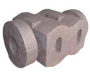 Casting and Machinery Components Cylinder Block pictures & photos