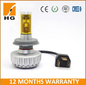 Wholesale Price H4 LED Headlamps 3000lm H7 motorcycle LED Bulb pictures & photos