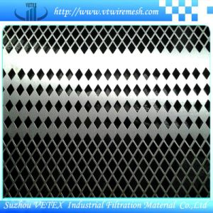 Diamond or Rhombus Perforated Sheet Metal pictures & photos