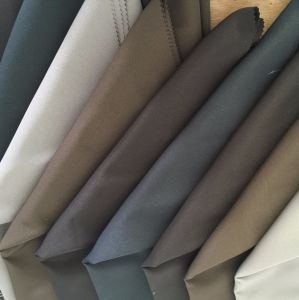 Polyester 300d*300d Gaberdine 200GSM 2/1twill Uniform Fabric pictures & photos