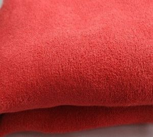 Upholstery Polyester Fabric Home Textile Faux Suede Fabric for Garment Fabric and Sofa pictures & photos