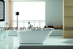 (K1551) Freestanding Acrylic Bathtubs / Massage Whirlpool Bathtubs pictures & photos