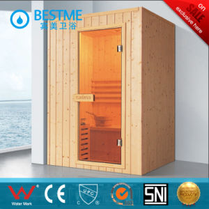 Dry Corner Sauna Room for 1-2 Persons (BZ-5041) pictures & photos