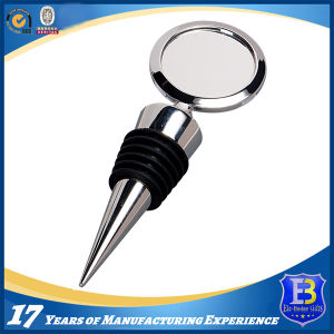 High Quality Sliver Wine Stopper for Promotion pictures & photos