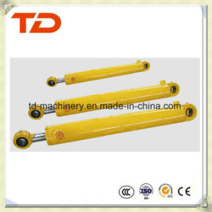 Doosan Dh60-7 Arm Cylinder Hydraulic Cylinder Assembly Oil Cylinder for Crawler Excavator Cylinder Spare Parts pictures & photos