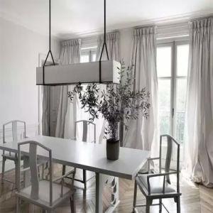 New Style Elegant Restaurant Fabric Shade Pendant Lamp pictures & photos