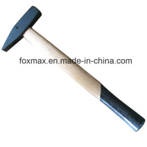 Machinists′s Hammer with Wood Handle pictures & photos
