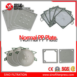 Side Bar Sludge Automatic Plate Filter Press for Pharmacy pictures & photos