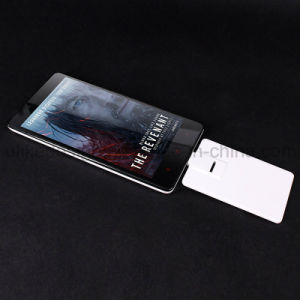 Hotsale Card Type Phone Holder OTG USB Flash Drive (UL-OTG004) pictures & photos