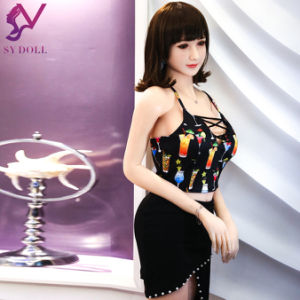 2017 Big HIPS Advanced Sexy Nude Silicone Mini Love Realistic 3D Nude Mermaid Sex Beautiful Girl Doll Japanese AV pictures & photos