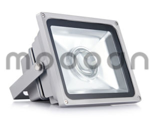 Outdoor IP65 Integrated Die Cast Aluminum 30W Solar Powered Flood Lights for Lawn pictures & photos
