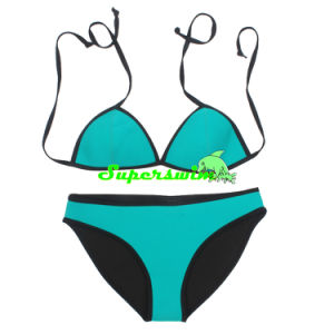 Small Quantity Bikini Manufacturing for Customers′ Designs pictures & photos