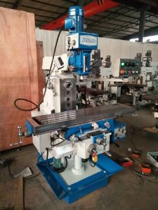 Turret Milling Machine with Ce Approved (Universal milling machinery) Zx6350za pictures & photos