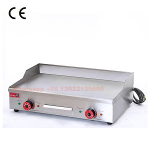 Hot Sale Flat Plate electric Hamburger Grill Griddle Made in China Factory pictures & photos