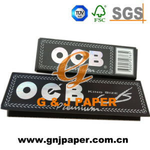 Good Quality Smoking Rolling Paper with Classic Image pictures & photos