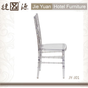 Stackable Banquet Wedding Acrylic Chiavari Tiffany Chair (JY-J01) pictures & photos