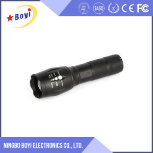 High Hower Long Range Rechargeable Green Light LED Torch pictures & photos