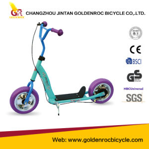 (Gl1004-A) High Quality American Orders 10′′ Kick Scooter for Children pictures & photos